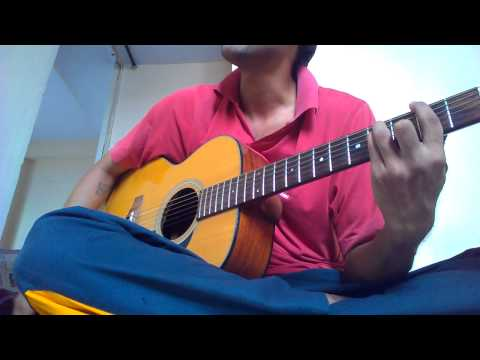 ek mulaqat guitar lesson cover chords /sonali cable
