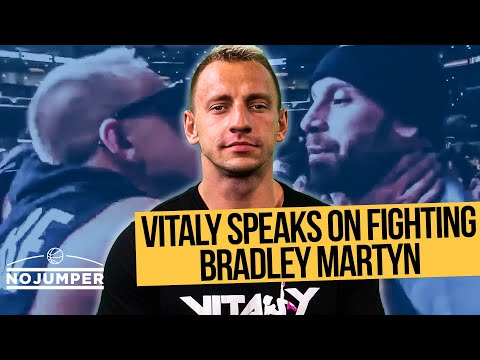 Vitaly Speaks on Fighting Bradley Martyn, Logan Paul, Steroids and more!