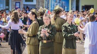 9 Мая Котельниково 2016 Торжественный парад + театрализованный концерт.(Все, кто был задействован на параде, кто непосредственно принимал участие, можете связаться со мной, скину..., 2016-05-11T20:00:09.000Z)