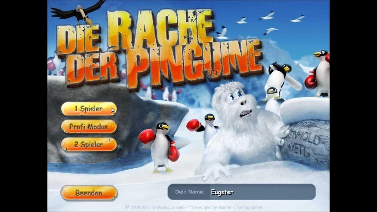 die rache der pinguine