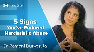 5 Signs You've Suffered Narcissistic Abuse