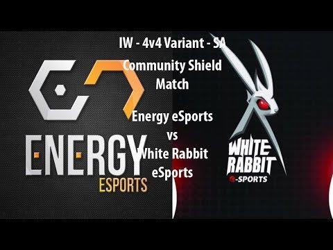 White Rabbit Gaming  vs Energy eSports   - Community Shield Match