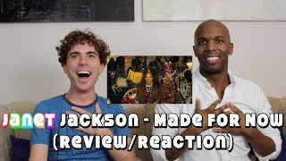 Baixar Janet Jackson - Made For Now (Music Video Review/Reaction)