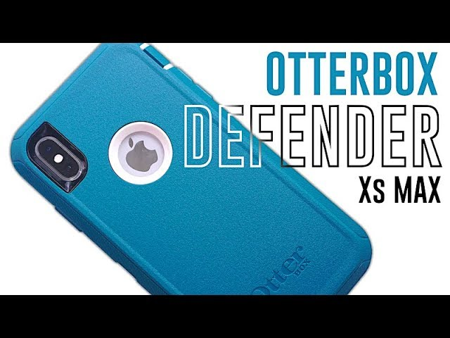 OtterBox Defender Series Case | iPhone XS Max