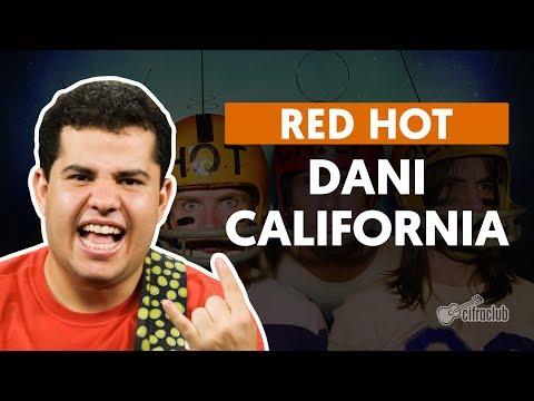 Dani California - Red Hot Chili Peppers (aula de guitarra)