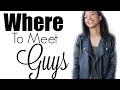 11 Places to Meet Guys !!! | Brittany Daniel