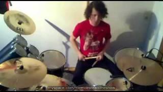 The Number Twelve Looks Like You - Jay Walking Backwards (drums by Mr. Moe)