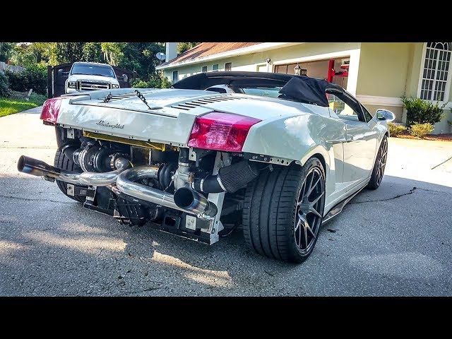 Here's Why My Cheap Lambo DIDN'T Make 1,000HP (And Why It Definitely WILL!) - BIG UPDATE!!