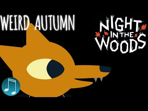 Weird Autumn | Night In The Woods Rock Cover by MandoPony