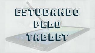 Como estudo pelo Tablet + Apps que eu uso! Galaxy Tab A 2016 (10.1