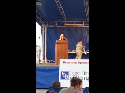 2015 Miss Wells County Farewell Speech