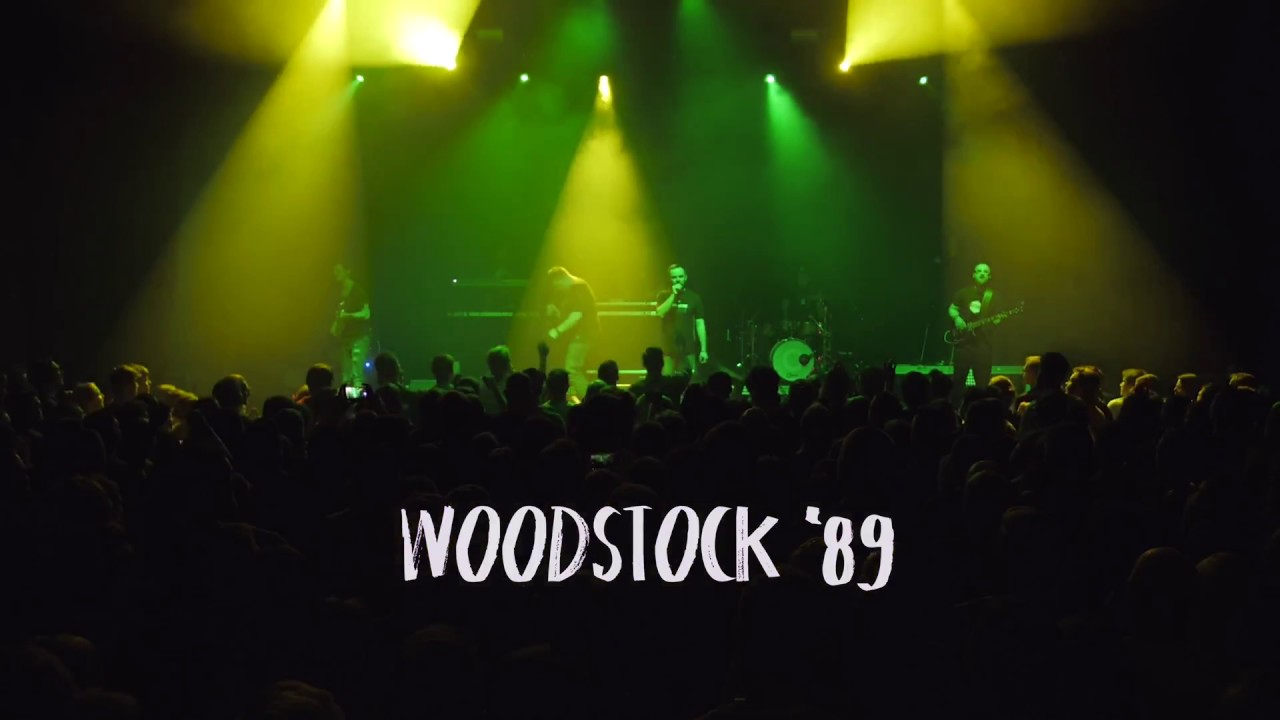 "Łona, Webber & The Pimps - ""Woodstock '89"" (Poza Nawiasem Tour 2017)"