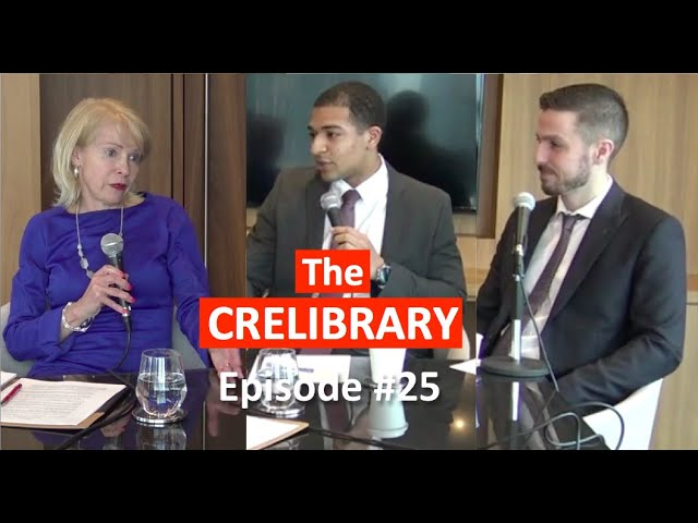 Demographic Shifts with Sienna Senior Living CEO Lois Cormack | CRELIBRARY Episode #25
