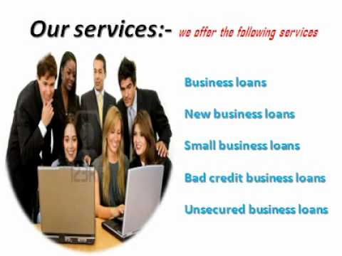 Unsecured business loans with bad credit, Online Fast small Loans @ newbusinessloans.org.uk