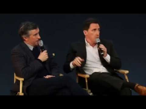 Steve Coogan & Rob Brydon The Trip to Italy Interview