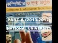 Part a 20132017 answer  computer bba 2nd year  national university question answer