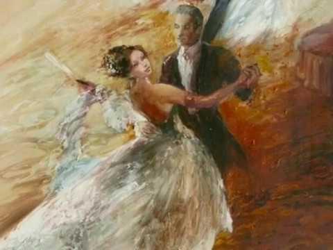 Романтичный и страстный...вальс)