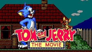 Tom and Jerry - The Movie (Master System) - Partida completa