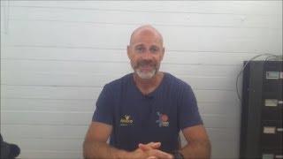 Rencontre avec... Laurent Kleefstra - Débrief de la 2ème journée