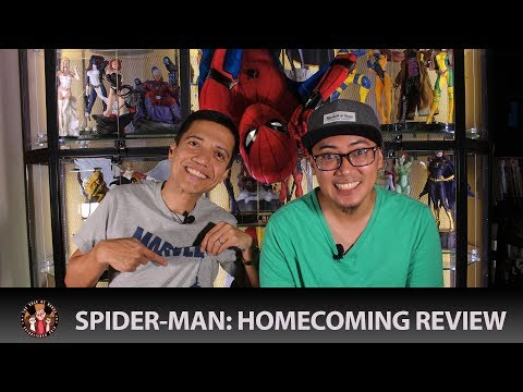 Movie Review: Spider-Man: Homecoming | The Rule of Nerds