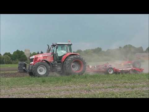 Ювелирная работа тракториста на JCB 4CX в стесненных условиях - steh39.ru
