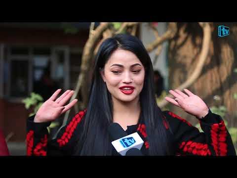 ऐश्वर्य राय दुरुस्तै नेपाली हिरोइन् Happy New Year actress|| Interview|| Sandhya KC|| Kushal Thapa||