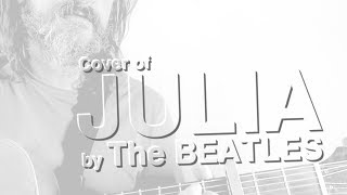 Cover of 'Julia' by The Beatles