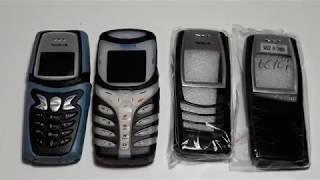 Посылка 13 с аукциона Пришла пора работать Корпуса к Nokia 5100 Nokia 6610 Nokia 5210