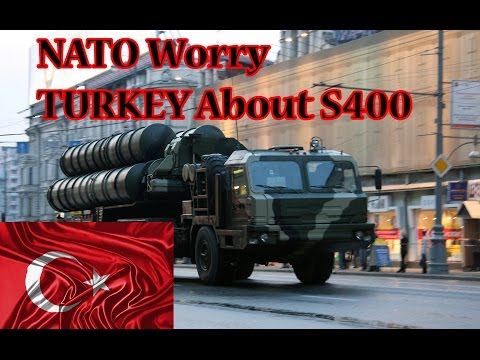 Why NATO 'Should be Glad, Not Critical' About Turkey Buying Russia's S-400
