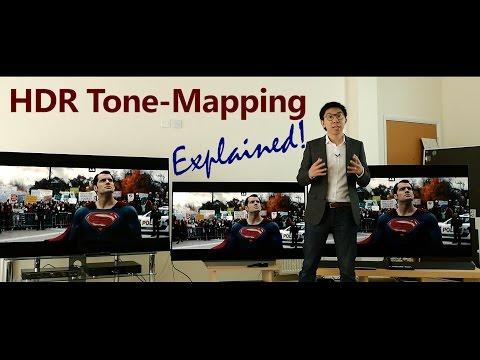 HDR Tone-Mapping Explained: Sony A1, LG C7 vs Panasonic OLED TV