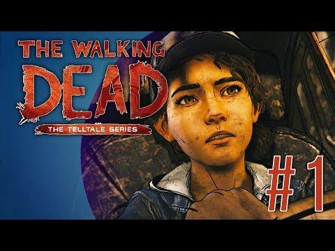 The Walking Dead S4 #1 - AJ