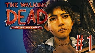 The Walking Dead S4 #1 - AJ