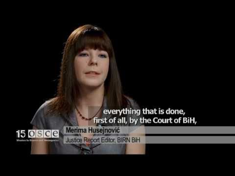 Documentary: 15 Years of the OSCE Mission to Bosnia and Herzegovina