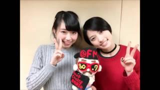 放送日:2016年3月1日 大矢梨華子、高見奈央.