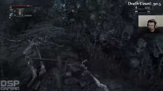 Bloodborne playthrough pt86 - Welcome to Mensis, A.K.A. Hell Part 2