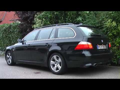 bmw 5er tempomat automatik getriebe bedienung youtube. Black Bedroom Furniture Sets. Home Design Ideas