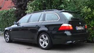 BMW 5er Tempomat Automatik Getriebe Bedienung