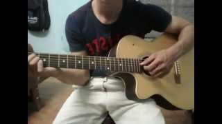 Với em là mãi mãi demo guitar