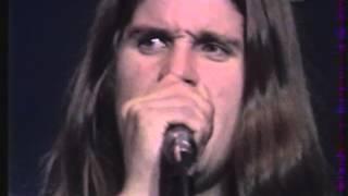 BLACK SABBATH - Killing Yourself To Live (Live 1975)