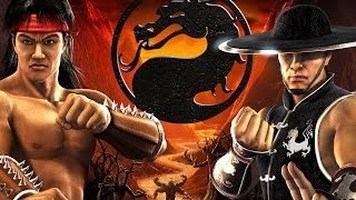 Mortal Kombat: Shaolin Monks All Cutscenes (Game Movie) 1080p HD