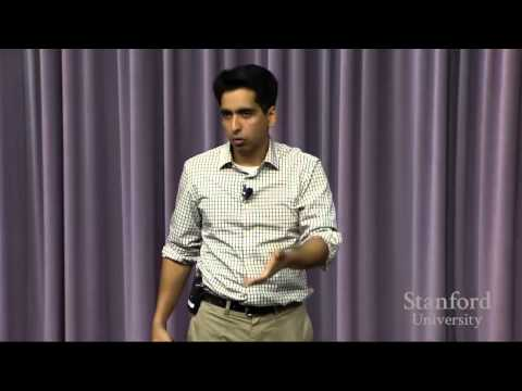 Stanford Seminar - Entrepreneurial Thought Leaders: Sal Khan of Khan Academy