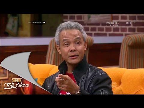 Ini Talkshow 28 Oktober 2015 Part 5/6 - Ganjar Pranowo, Angger Dimas, Bellaetrix & Faye Sima