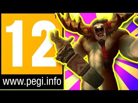 Flirteos y Chistes PEGI 12 | World of Warcraft: Legion |
