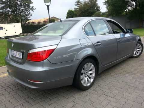 Used 2008 BMW 5 SERIES 530i A/T (E60) Auto For Sale | Auto Trader ...