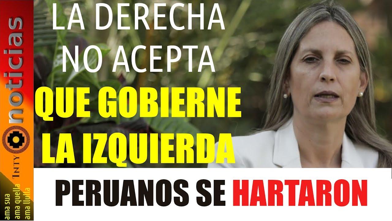 576-CONGRESO GOLPISTA INSISTE EN VIOLENTAR LA DEMOCRACIA PERUANA, EL PUEBLO SE MOVILIZA -25-OCT-21