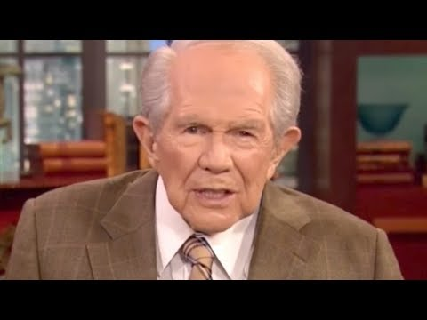 Pat Robertson: 'Disrespect' For Trump & God Is Why Vegas Happened