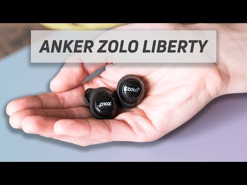 Anker slim earbuds blue - Sony MDR-X10/BLK - headset Overview