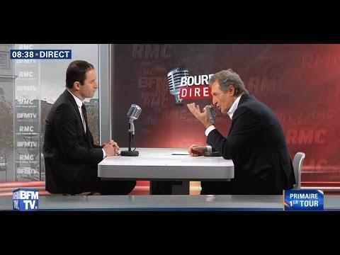 Interview Jean-Jacques Bourdin 17.11.2016 BFMTV