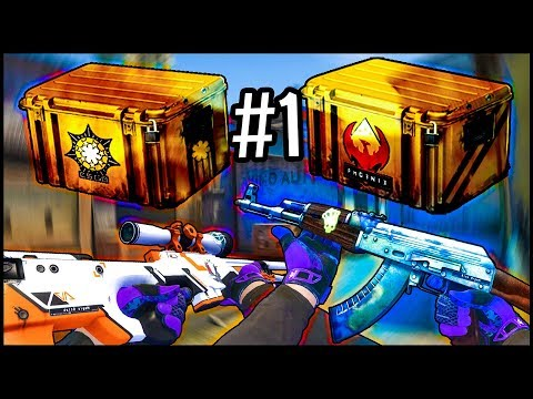 The BEST CS:GO Skins In EVERY CASE! OLD CASES EDITION!