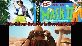 Jim Carrey Sequels In Development? Sonic Movie 2, The Mask 2, Ace Ventura 3